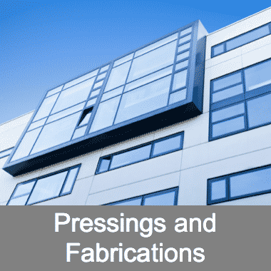 Architectural Pressings and Fabrications