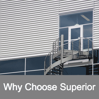 Why Choose Superior