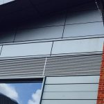 Aluminium Panels and louvres