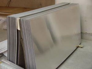 steel sheets v aluminium sheets