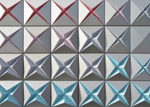 example Aluminium panels design